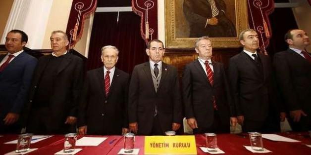 Galatasaray Yönetimi'nden Nyon'a Çıkarma!