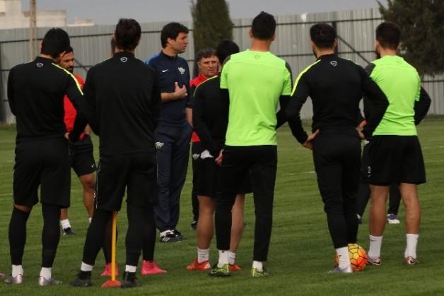 Eskişehirspor Maçı İçin Hazırlıklara Başlandı