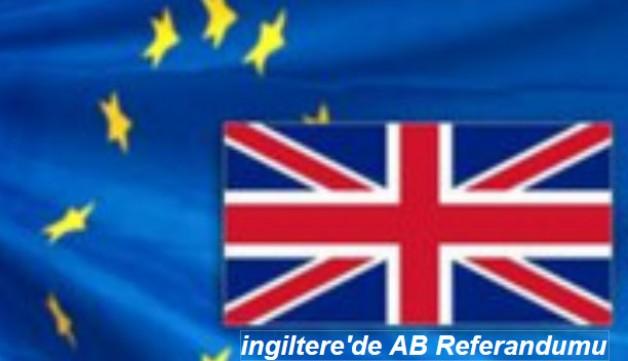 İngiltere'de AB Referandumu