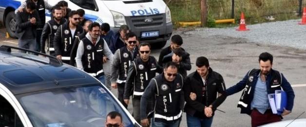 Bodrum'da göçmenleri taşıyan teknenin batmasına ilişkin 8 tutuklama
