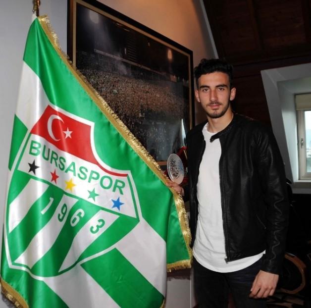 Bursaspor'da 5 Yıllık İmza