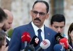 Cumhurbaşkanlığı Sözcüsü Kalın'dan 4'lü Suriye toplantısı sonrası açıklama