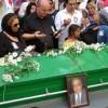 Duayen spiker Mesut Mertcan, son yolculuğuna uğurlandı