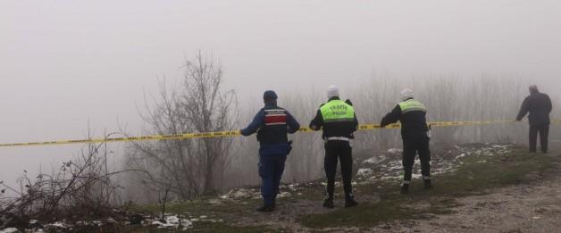 E-5'te bavul içerisinde ceset bulundu