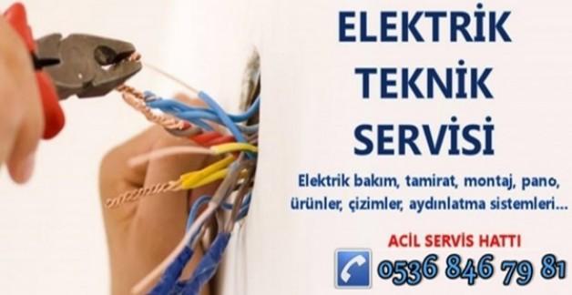 Elektrikçi Firması