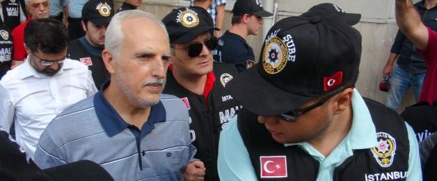 Eski İstanbul Valisi Hüseyin Avni Mutlu tahliye edildi