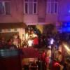 Gaziantepte binanın giriş katında patlama