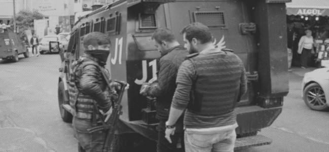 Gaziantep'te uyuşturucu operasyonunda 37 şüpheli yakalandı