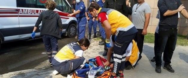 İzmir Adliyesi'ndeki gaz sızıntısına ilişkin soruşturma