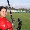 Merve Nur Eroğlu yılın sporcusu seçildi
