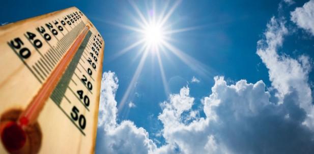 Meteoroloji'den 5 il için sıcak uyarısı