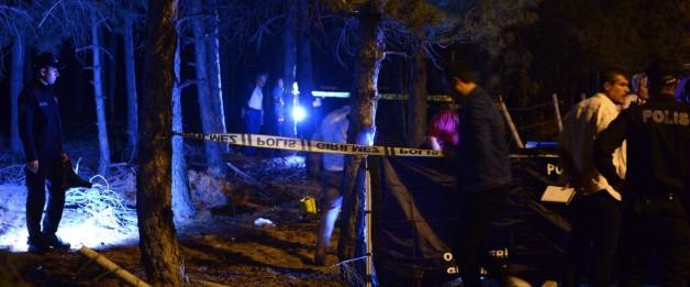 ODTÜ Ormanı'nda cinayet