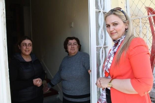 (Özel Haber) Kadın Muhtar Herkesin Gönlünde Taht Kurdu