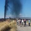 Petrol boru hattında patlama