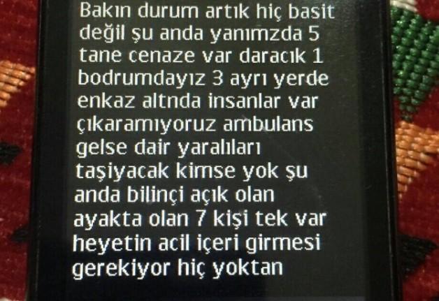 PKK'lı Terörist, HDP'li Vekilden Yardım İstedi