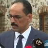 Suriye konulu dörtlü zirveye hazırlık toplantısı sona erdi