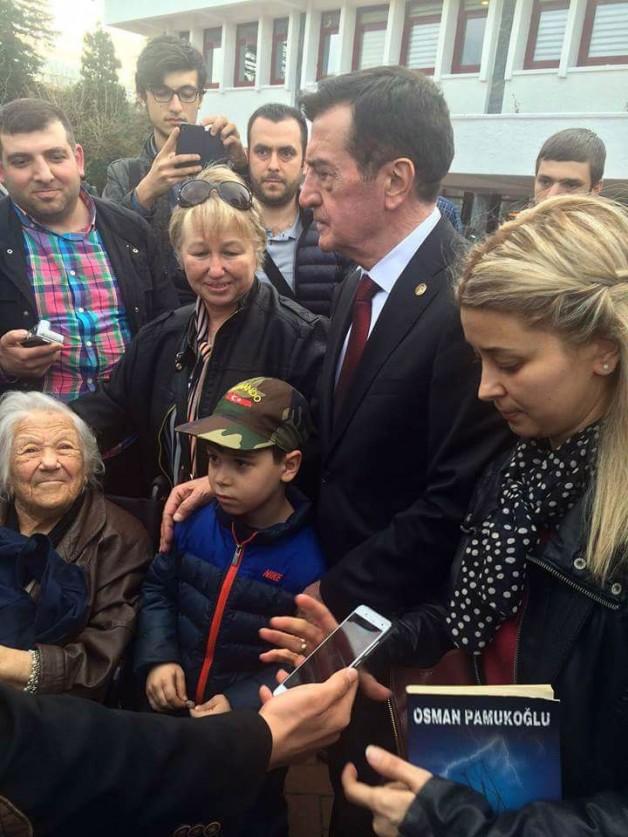 Osman Pamukoğlu'dan Pkk Açıklaması