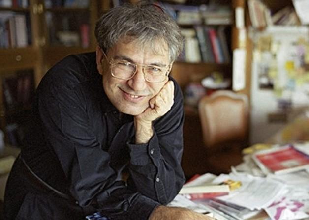 """Orhan Pamuk: """"Alışkanlık olduğu için yazıyorum"""""""