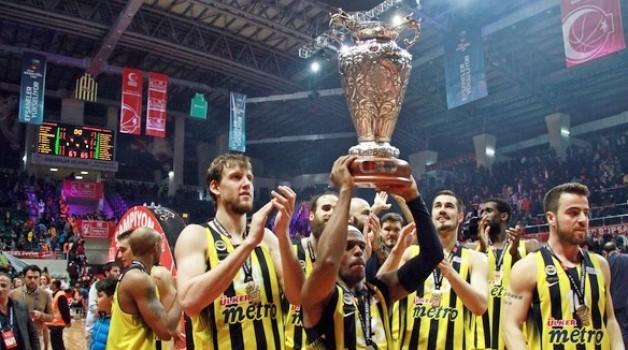 FİAT Türkiye Kupası Fenerbahçe'nin