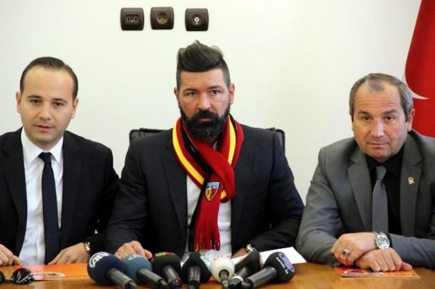 Kayserispor'un Yeni Teknik Direktörü