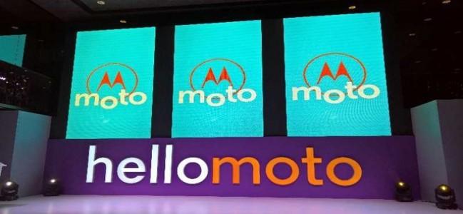 Lenovo, Motorola ismini kullanmaya karar verdi