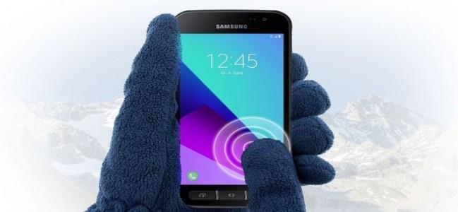 Samsung Galaxy Xcover 4 resmen tanıtıldı