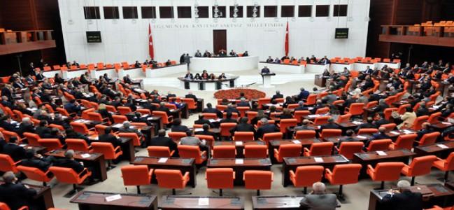 TBMM Genel Kurulu'nda OHAL'in uzatılmasınailişkin görüşme başladı