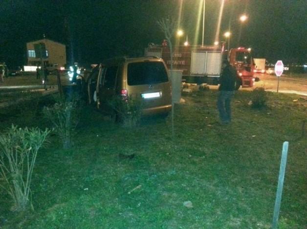 Ünye'de Trafik Kazası: 4 Yaralı