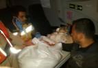 Yaralı Balıkçıyı Sahil Güvenlik Kurtardı